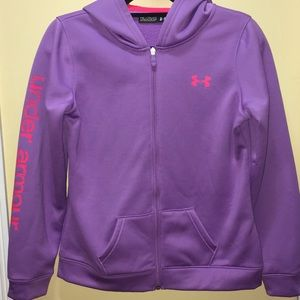 Under Armour Girls YXL Hoodie